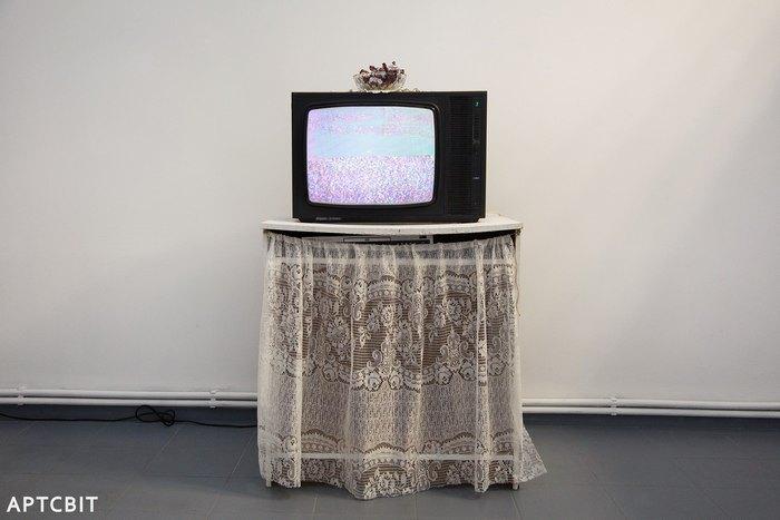 Выставка Никиты Лыськова в Комнате