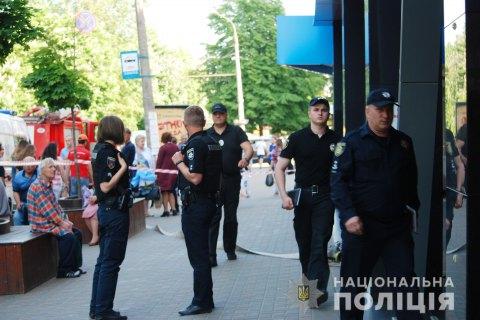 Харьковская полиция подсчитала убытки из-за ложных сообщении о минировании