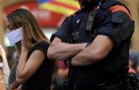 Мадрид перевел силы правопорядка Каталонии под контроль МВД Испании