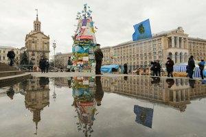 Кличко анонсував демонтаж ялинки на Майдані