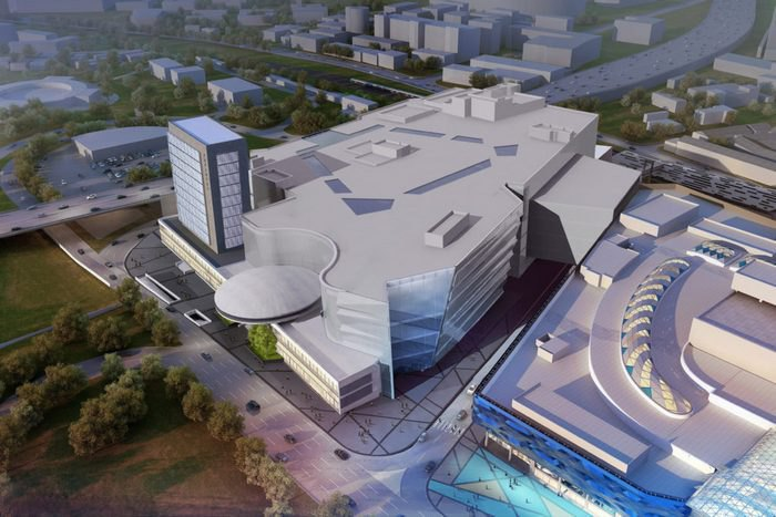 Проект Ocean Mall