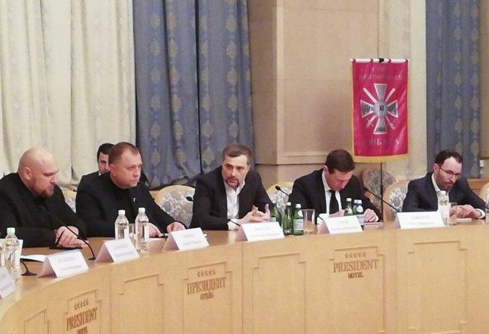 Сурков посетил заседание Союза добровольцев Донбасса в 2019