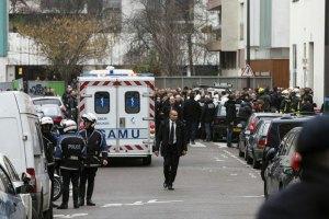 Братів Куаші і паризького терориста вбито під час штурму (оновлено)