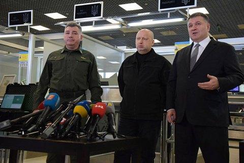 Турчинов пожартував про відрізані пальці росіян