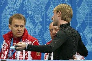 Плющенко: мене змусили виступити в Сочі