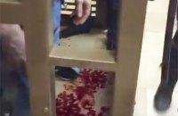 Шесть человек вскрыли себе вены в Мосгорсуде (Обновлено)
