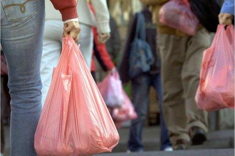 Міненерго закликало ВР прискоритися з прийняттям закону про заборону пластикових пакетів