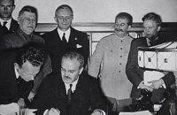 Половина українців визнають відповідальність СРСР за початок Другої світової війни