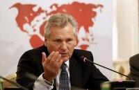 Квасьневский предлагает новому Президенту включить в правительство представителей востока