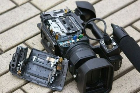 В Харькове неизвестный напал на журналиста