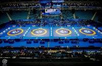 У Росії відібрали чемпіонат світу-2022 зі спортивної боротьби