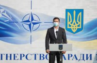 До речі, чому ми досі не в НАТО?