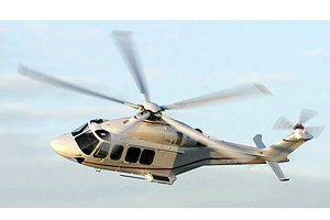 Янукович летал на незарегистрированном и нерастаможенном вертолете?