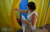 Явка в Чернигове составила всего 35%