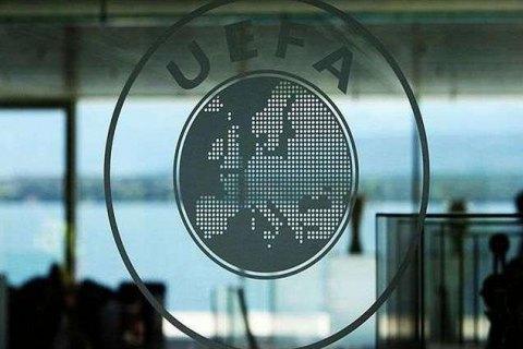 УЕФА сегодня рассмотрит дело о матче Лиги наций Швейцария - Украина - УАФ