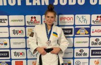 Україна завоювала єдину медаль на чемпіонаті Європи з дзюдо