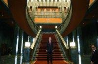 Эрдоган показал миру президентский дворец стоимостью €270 млн