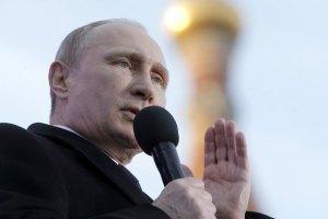 """Путін попросив """"Газпром"""" не поспішати зі штрафом для України"""