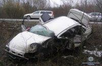 Гражданин Молдовы разбился насмерть на дороге возле Ковеля