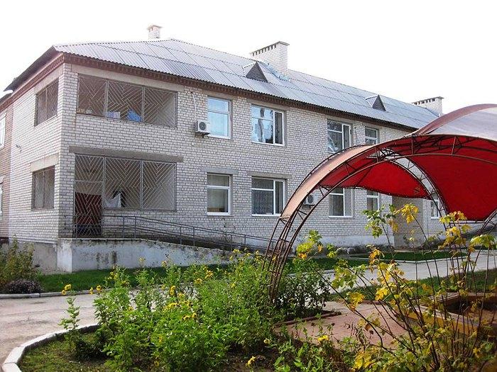 Олешківський дитячий будинок-інтернат