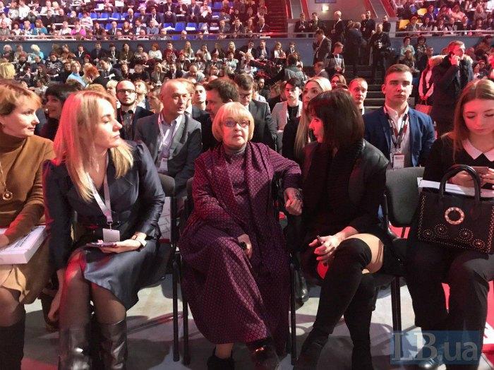 Ада Роговцева на форуме