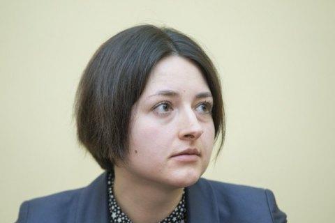 Федив отозвала документы с конкурса на должность директора Украинского культурного фонда