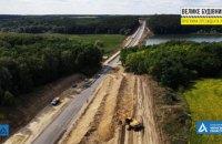 Дорожники почали будівництво на найскладнішій ділянці траси Київ - Суми - Юнаківка