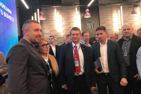 Тимошенко: або ми переходимо на інноваційний тип економіки, або ніколи не зможемо бути в одному колі із сильними країнами
