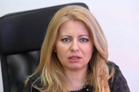 В ОП анонсировали встречу Зеленского с президентом Словакии