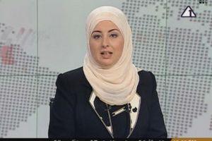 На телевидении Египта появилась ведущая в хиджабе