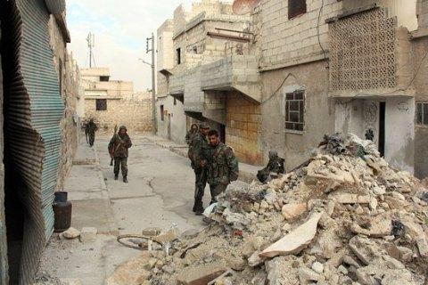 В районі Алеппо поновилися бомбардування, - правозахисники