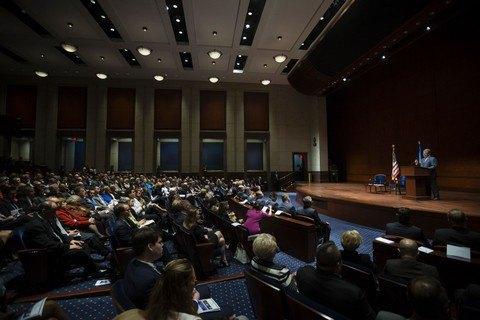 Burisma була партнером форуму в Капітолії, на якому виступив Порошенко