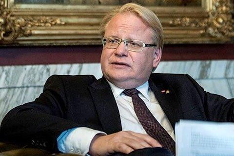 Министр обороны Швеции: Россия - главный вызов безопасности Европы