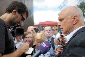 Александр Тимошенко: бойкот Евро-2012 является логичным ответом на действия властей Украины