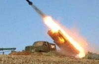 В КНДР показали постановочное видео ракетного удара по США