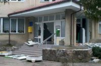 У Буську підірвали банкомат і викрали 187 тис. гривень