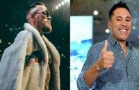 Легендарний боксер-професіонал, чемпіон світу в шести вагових категоріях домовився про бій з Макгрегором