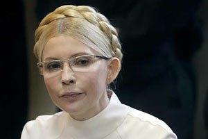 Тимошенко продолжает отказываться от государственного медосмотра