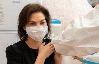 В Україні почалася вакцинація прокурорів проти ковіду препаратом Sinovac