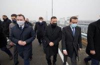 Зеленский анонсировал открытие 1400-километровой дороги от Стрыя до границы с Россией