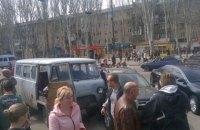 Військовий УАЗ збив насмерть жінку в Мелітополі