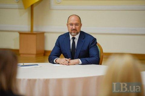 Розділення МВС на даний час не планується, – прем'єр-міністр