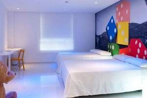 В Испании появился 4-звездочный отель для детей