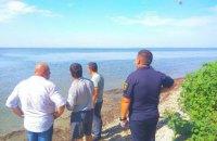 На Днестровском лимане ищут ребенка, уплывшего на самодельном плоту