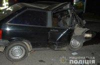 П'яний військовий влаштував ДТП у Львівській області, загинув його товариш по службі