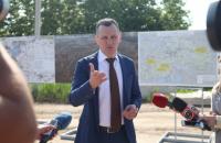 Советник премьера Юрий Голик: объявлен тендер на строительство моста в Запорожье
