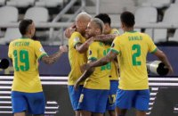 Бразилія стала першим фіналістом Копа Америка-2021