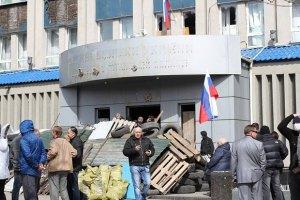 В Луганске сепаратисты объявили о прибытии подкрепления из Крыма