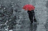 8 марта в Украине ожидаются дожди и мокрый снег