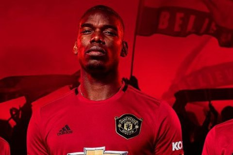 """Сольскьяер готов пойти на крайние меры, чтобы оставить Погба в """"Манчестер Юнайтед"""""""